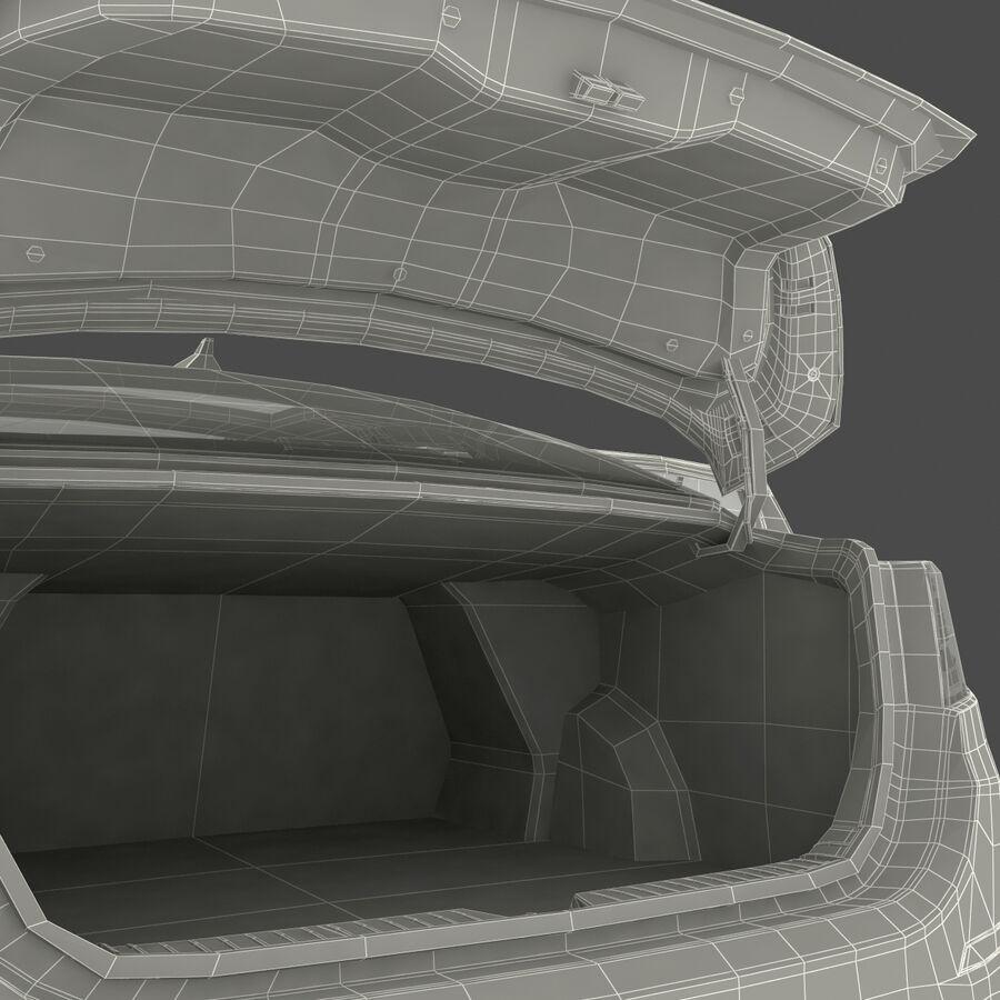 Kia Optima 2014 2 manipuliert royalty-free 3d model - Preview no. 117