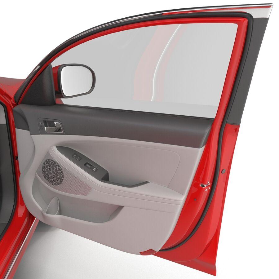 Kia Optima 2014 2 manipuliert royalty-free 3d model - Preview no. 74