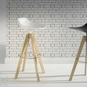 Flow stool 3d model