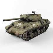 Destructor de tanques M10 modelo 3d
