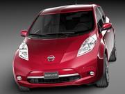 Nissan YAPRAK 2014 3d model