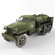 Studebaker US6 Paliwo 3d model