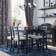 Jadalnia IKEA LERHAMN 3d model
