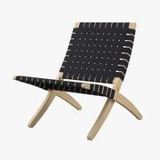Kuba Krzesło 3d model