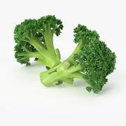 Realistic Broccoli 3d model