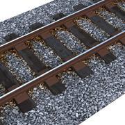 Railroad 2 3d model