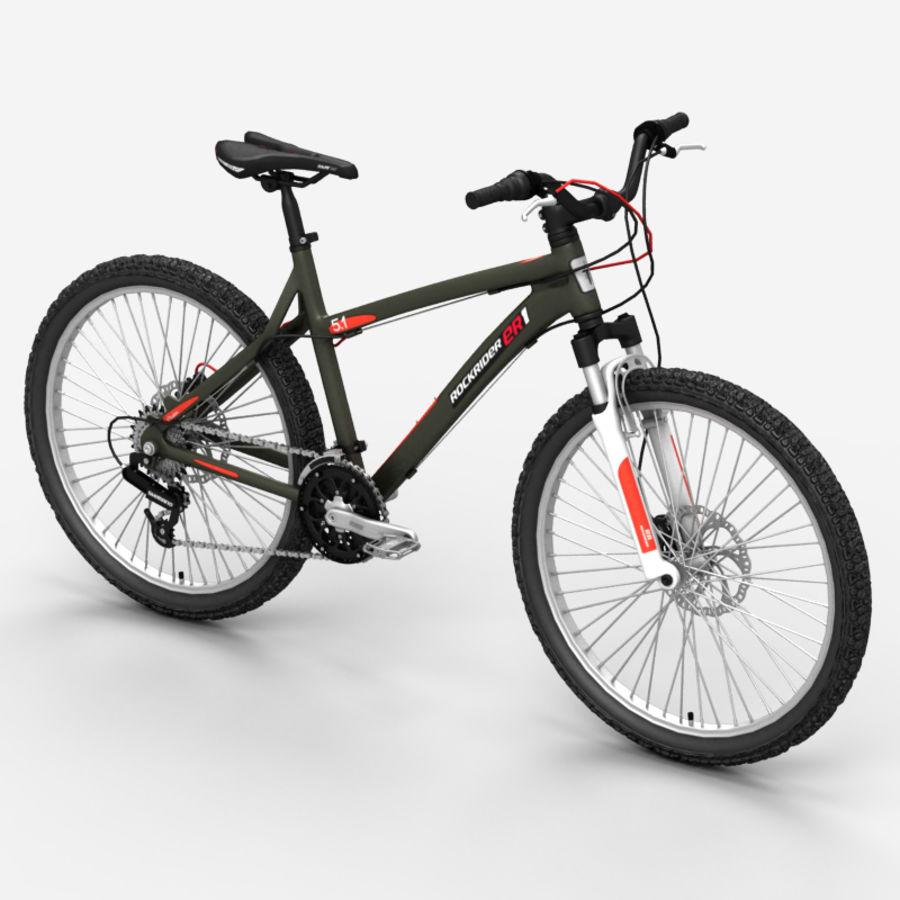 Mountain Bike 2 royalty-free 3d model - Preview no. 4