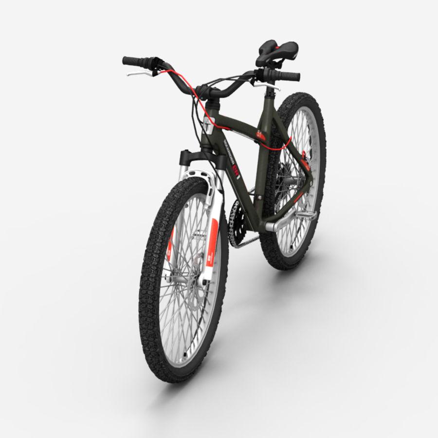 Mountain Bike 2 royalty-free 3d model - Preview no. 2