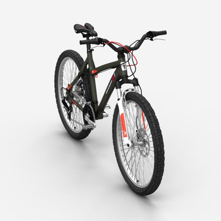 Mountain Bike 2 royalty-free 3d model - Preview no. 3