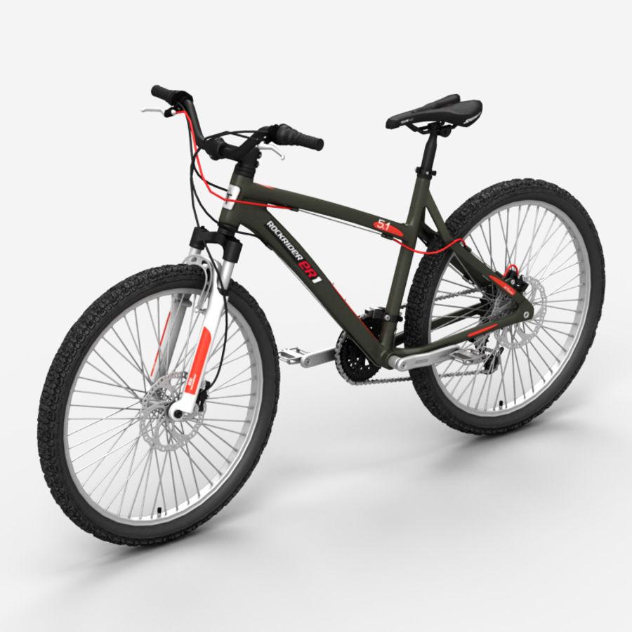 Mountain Bike 2 royalty-free 3d model - Preview no. 1