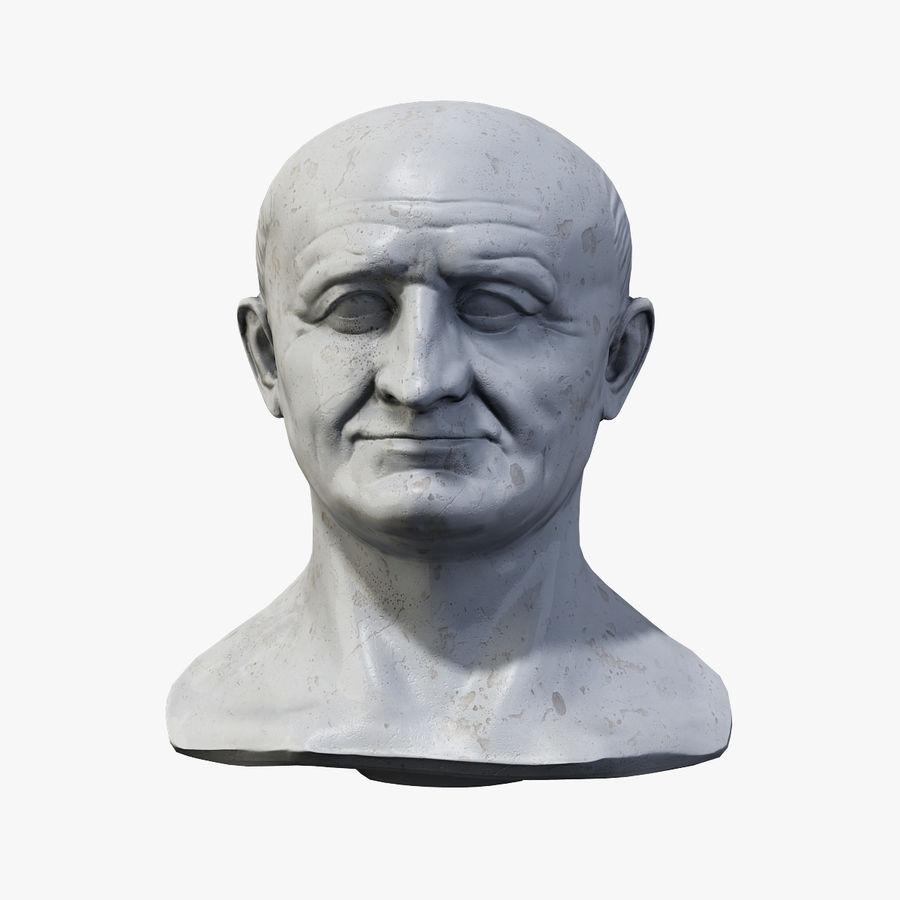 Vespasian royalty-free 3d model - Preview no. 1