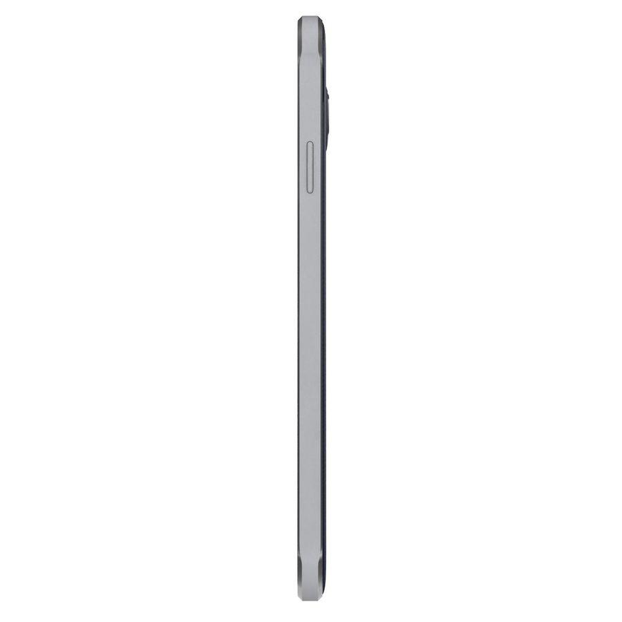 Samsung Galaxy Alpha Preto Carvão royalty-free 3d model - Preview no. 9