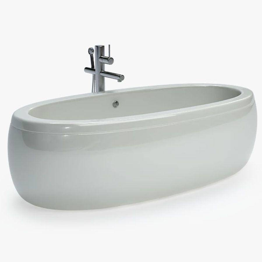 Bath royalty-free 3d model - Preview no. 1