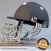 Cricket Helmet 3d model