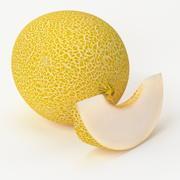 Melon réaliste 3d model