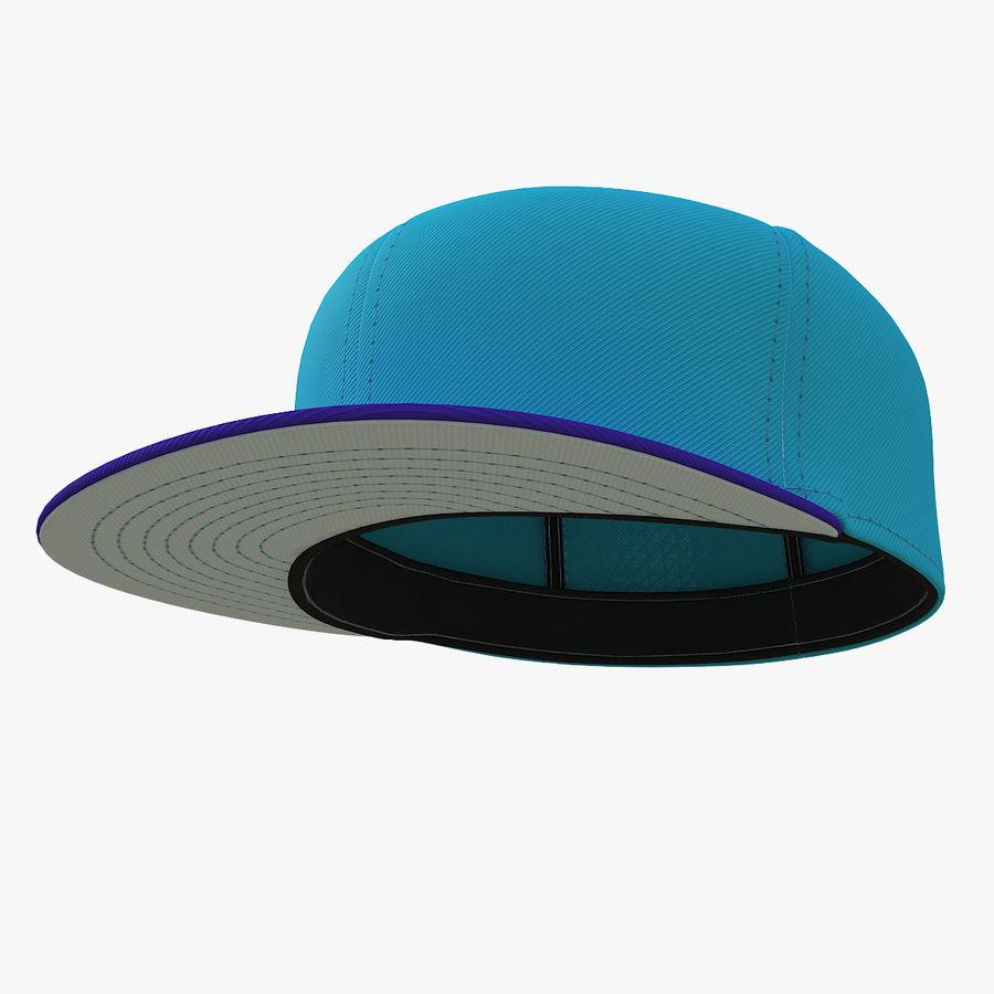 Baseball Cap royalty-free 3d model - Preview no. 1