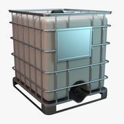 Zbiornik na wodę 3d model
