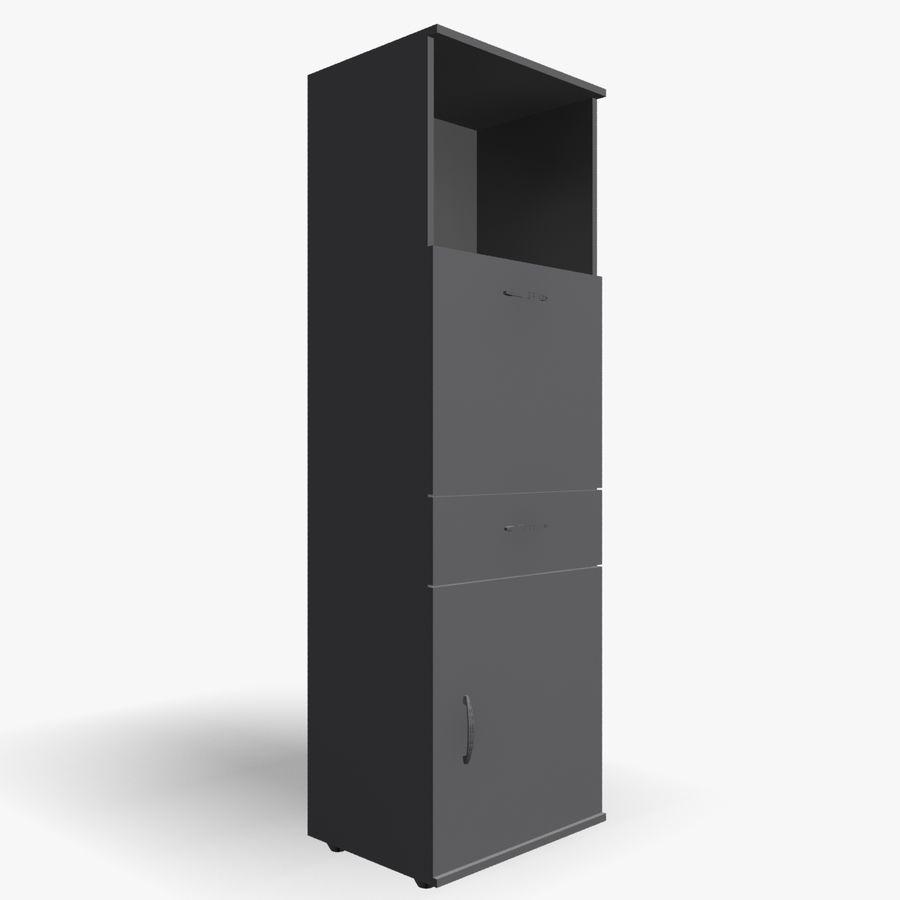 内阁 royalty-free 3d model - Preview no. 1