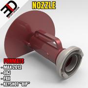 Water Shield Nozzle 3d model