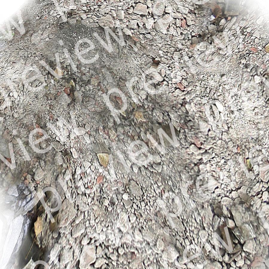 Debris Rubble Ruin royalty-free 3d model - Preview no. 4
