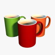 杯 3d model