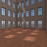 European Residence 3d model