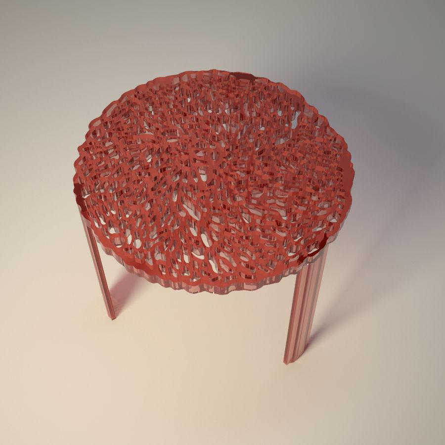 Kartell T Table 3D Model $9 - .max .obj - Free3D