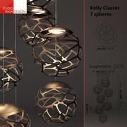 Kelly Cluster 3d model