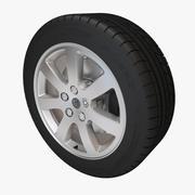 """Volvo V60 Wheel Oden 16"""" 3d model"""