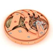 Watch Mechanism 3d model
