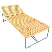 Cadeira de praia 3d model