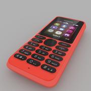 Nokia 130 3d model