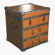 Drawer storage m02 3d model