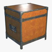 Drawer storage m03 3d model