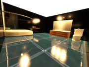 Photometric Bathroom 3d model