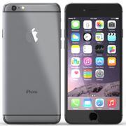 Iphone 6 Black 3d model