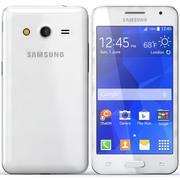 Samsung Galaxy Core 2 Blanco modelo 3d
