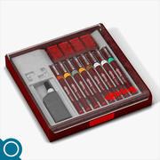 Ручка для рисования 3d model