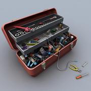 cassetta degli attrezzi 3d model