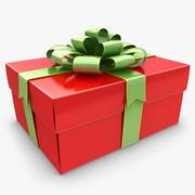 Caja de regalo modelo 3d