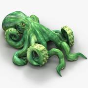 Octopus2 3d model