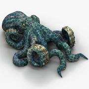 Octopus5 3d model