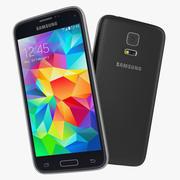 Samsung Galaxy S5 Mini 스마트 폰 3d model