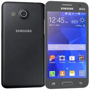 Samsung Galaxy Core 2 Preto 3d model