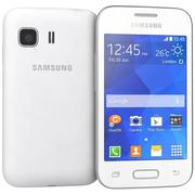 Samsung Galaxy Young 2 Wit 3d model