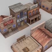 西方建筑收藏 3d model
