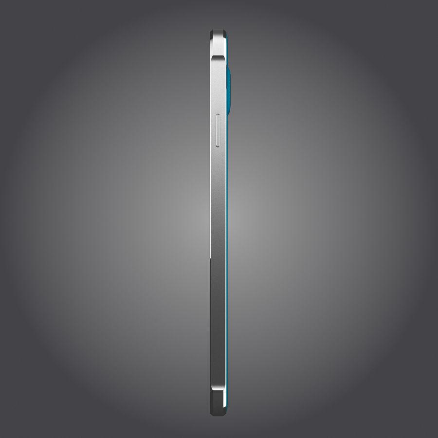 Samsung Galaxy Alpha royalty-free 3d model - Preview no. 23