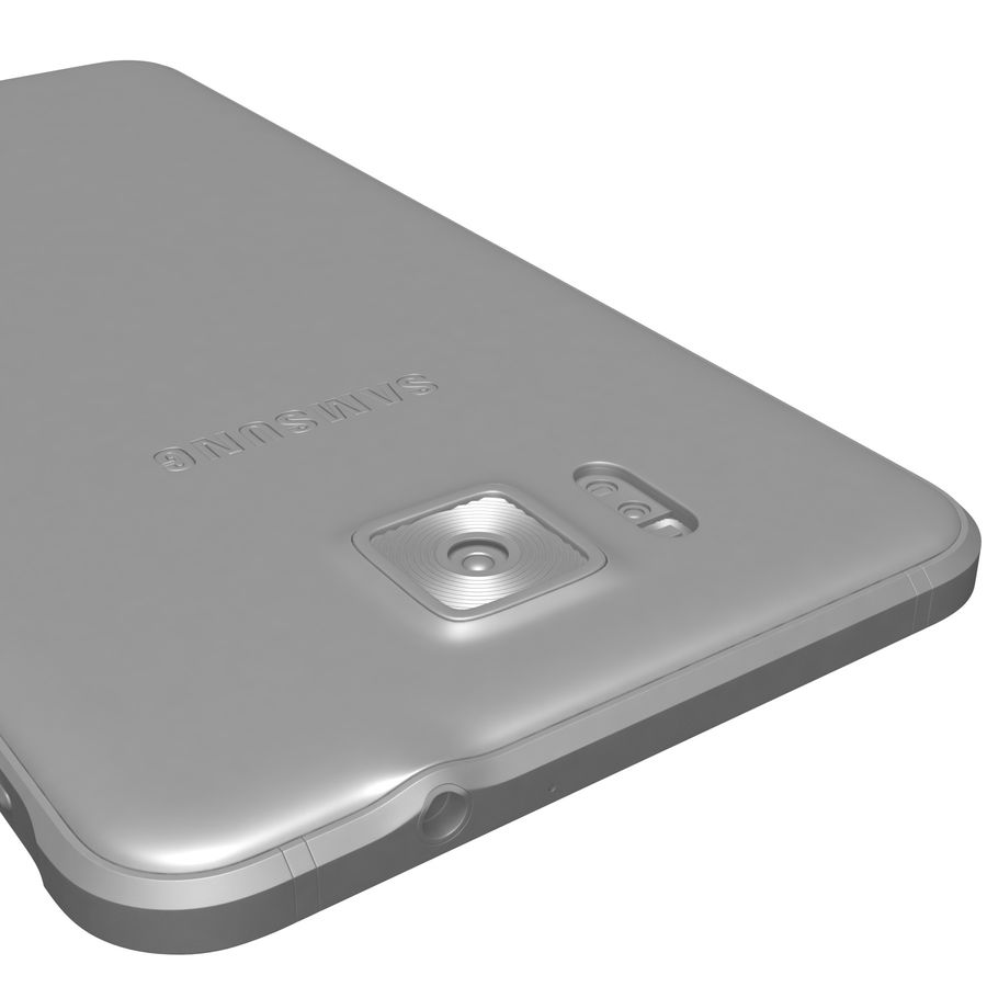 Samsung Galaxy Alpha royalty-free 3d model - Preview no. 26