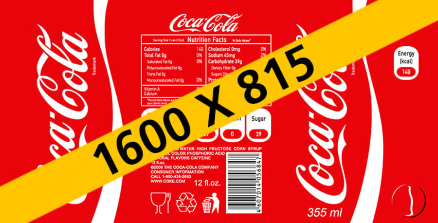 Coca cola royalty-free 3d model - Preview no. 14