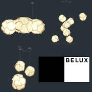 Lampe Belux Cloud 3d model